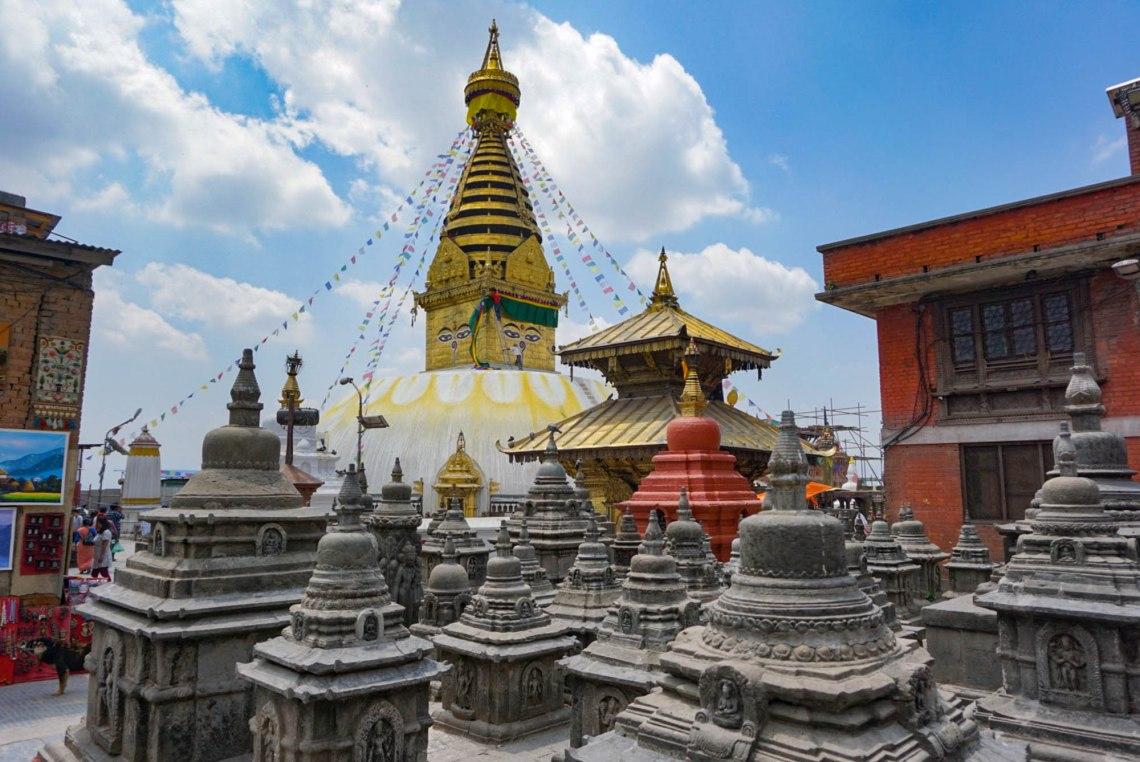 Swayambhunath Stupa - Things To Do in Kathmandu Nepal