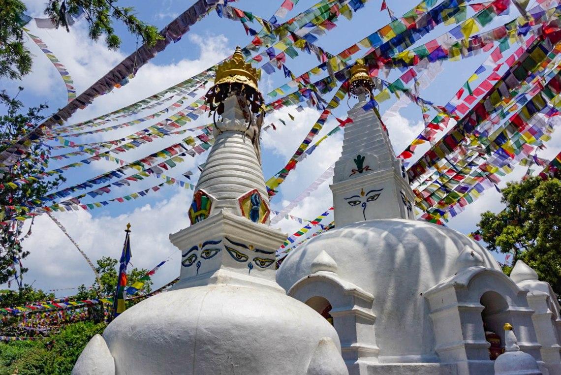 Swayambhunath Things To Do in Kathmandu Nepal