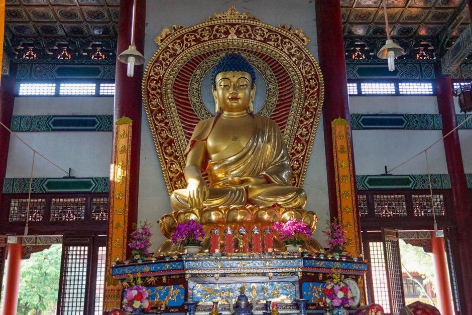 Zhong Hua Chinese Monastery Lumbini Nepal