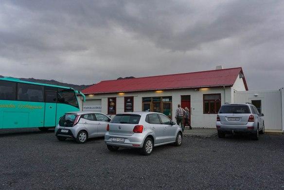 Eyjafjallajökull Volcano Visitor's Center - Day Trip from Reykjavik to Vik