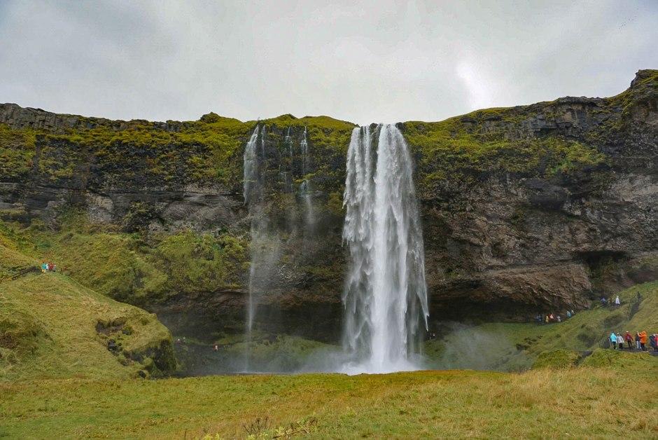 Seljalandsfoss Waterfall - Day Trip from Reykjavik to Vik