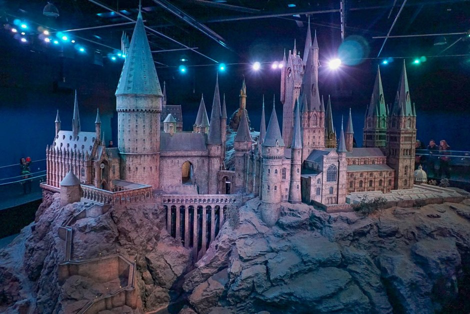 The Making of Harry Potter WB Studio Tour London