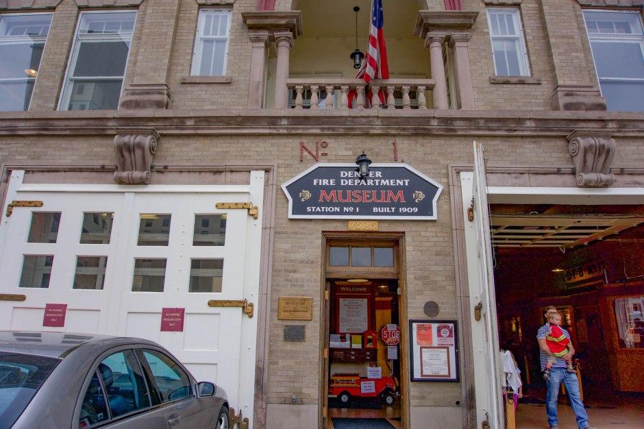 Denver Firefighters aMuseum