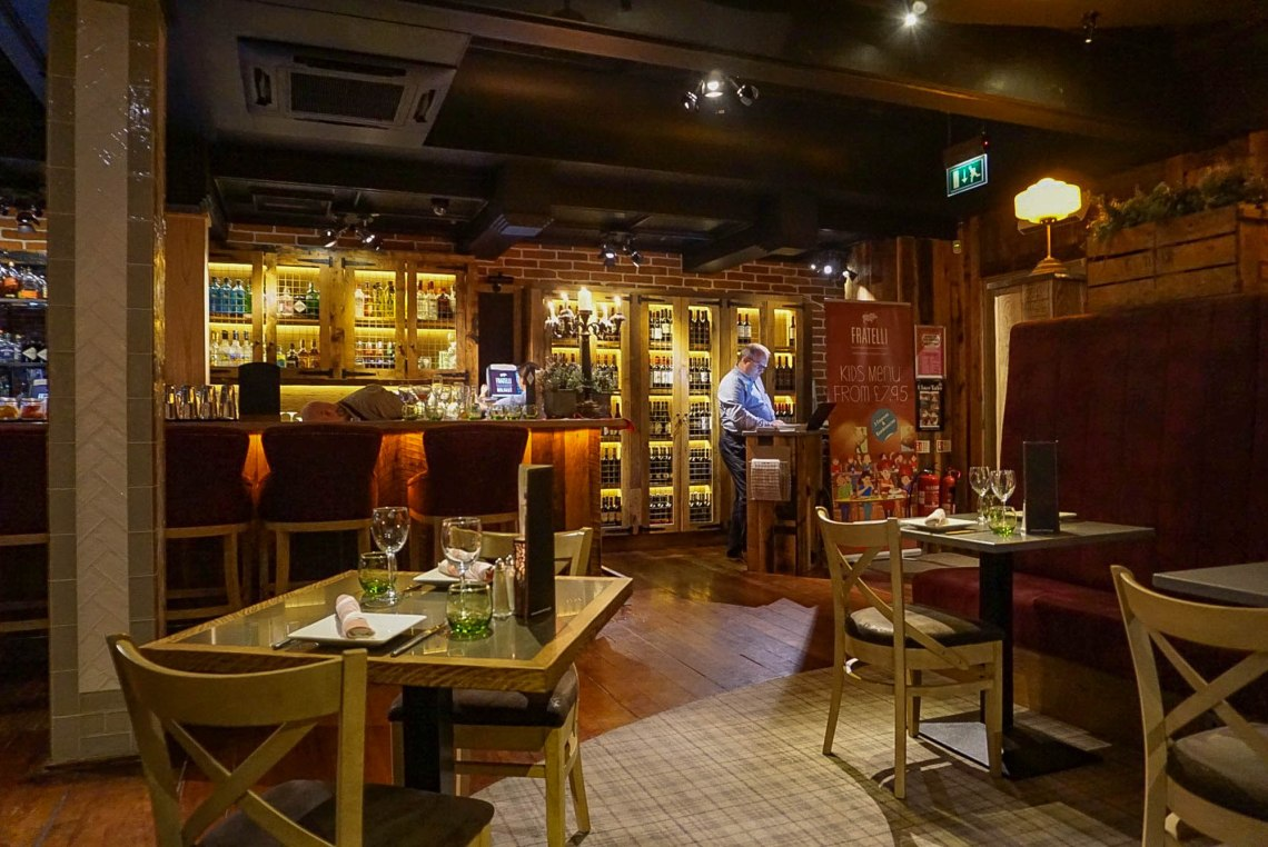 FratelliBelfast - Things to do in Belfast Northern Ireland
