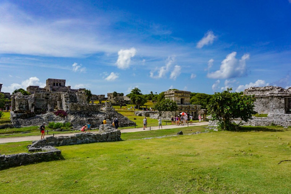 Tulum Ruins - Things to do in Playa del Carmen Mexico