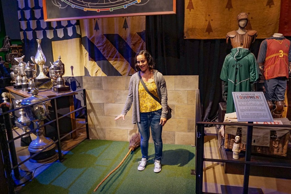 Magic Broomstick WB Studio Tour London - Harry Potter Things to do in London