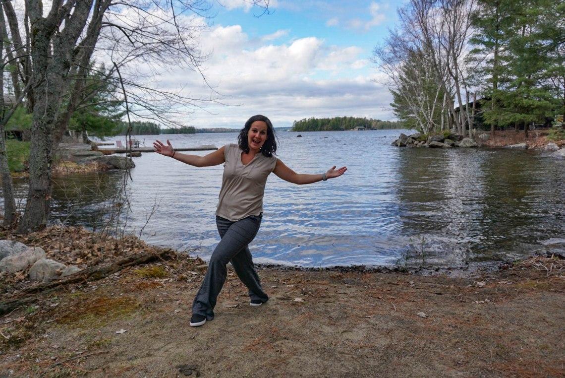 Travel prAna Muskoka Lakes Ontario