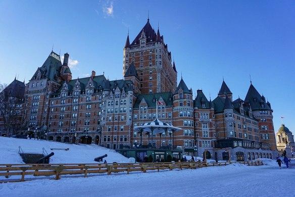 Fairmont Le Château Frontenac Québec City