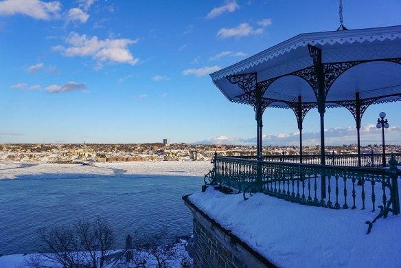 Terrasse Dufferin Québec City