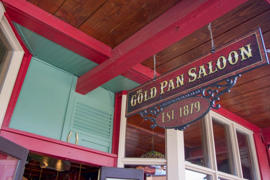 Gold Pan Saloon Best of Breckenridge Colorado