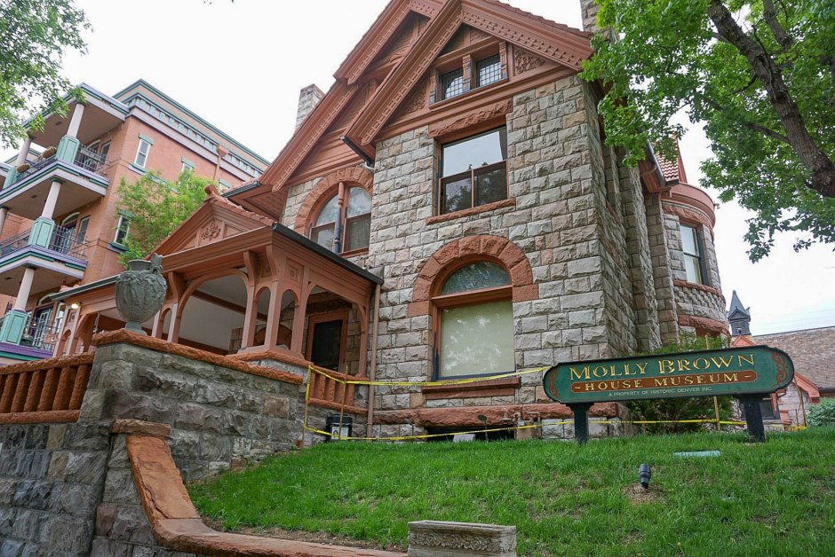 Molly Brown House Museum Denver