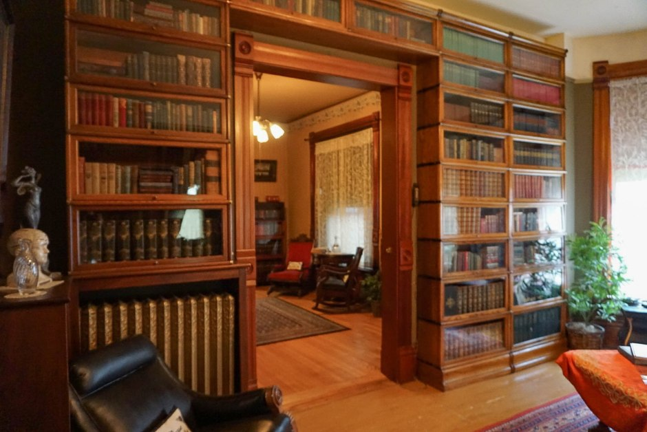 Molly Brown House Museum Library
