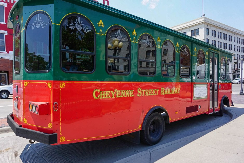 Cheyenne Street Railway Trolley Tour - Things to do in Wyoming