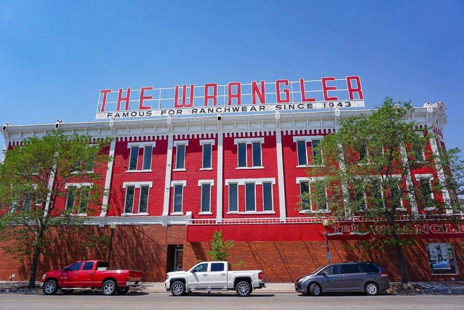 The Wrangler Western Store - Things to do in Wyoming