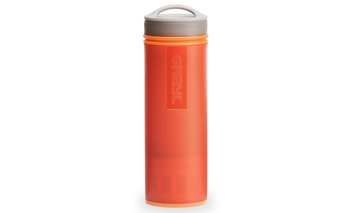 GRAYL Water Purifier Bottle - Travel Gift Guide