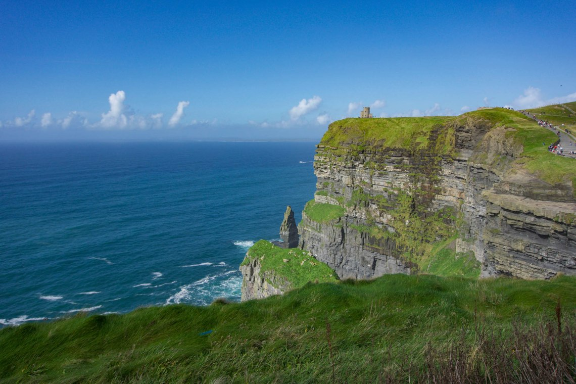 Cliffs of Moher - Galway Day Trip