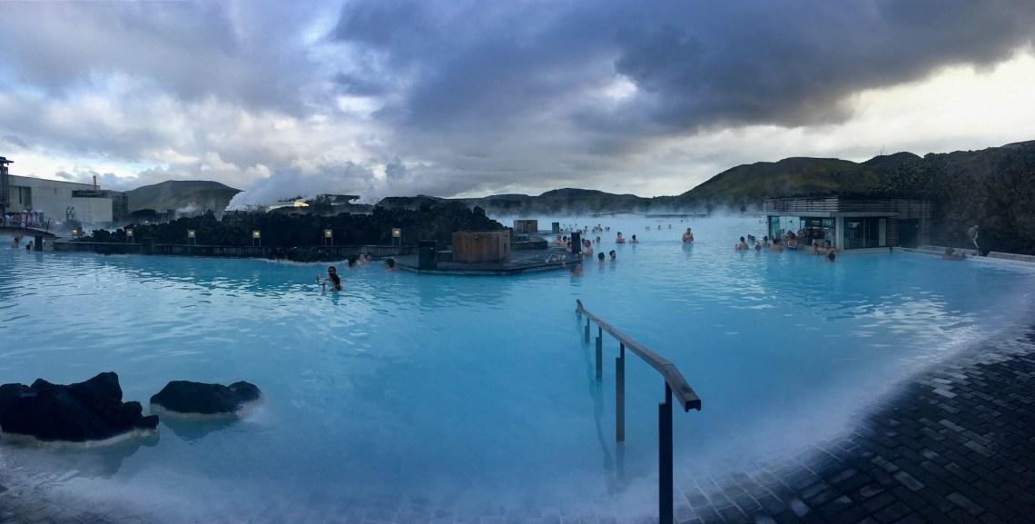 Blue Lagoon Iceland Stopover