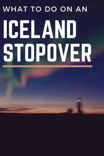 What to do on an Iceland Stopover - Little Things Travel