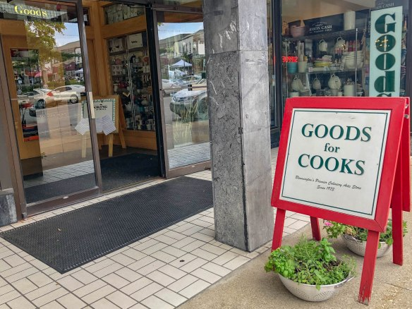 Goods for Cooks