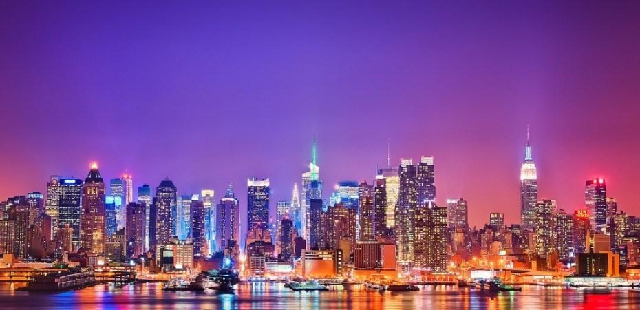 Pogoda w Nowym Jorku