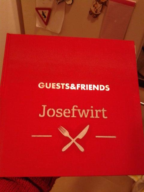 GESCHLOSSEN: Josefwirt – ein Ort der bewussten Ernährung und Individualität für den Gast