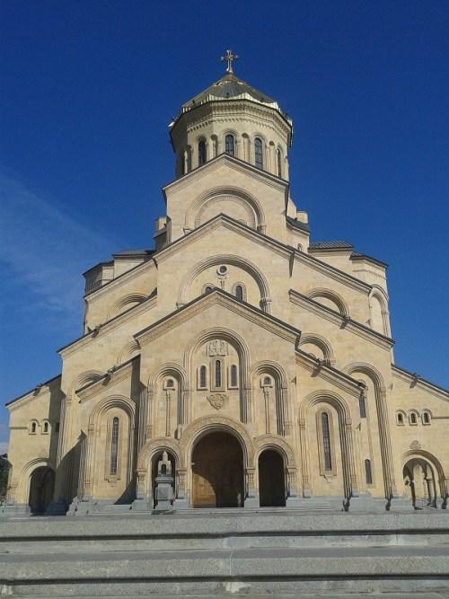 Tiflis – Sameba Kathedrale