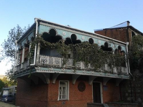 Tiflis Altstadt