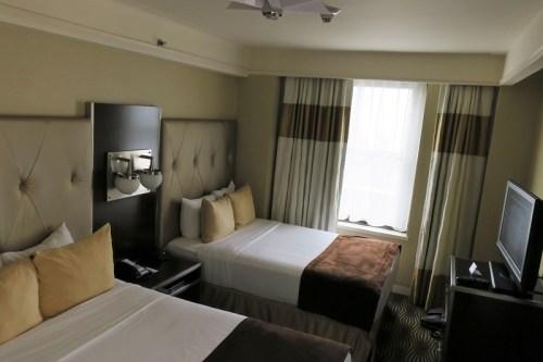 Übernachten in New York: Wyndham Hotel
