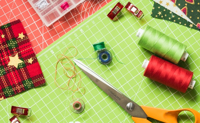 Christmas Sewing Inspiration – Free Pattern Collection | Little T\'s ...