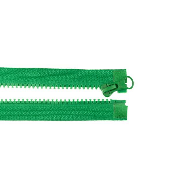 Zipper divisible Color Green 30 cm-teeth
