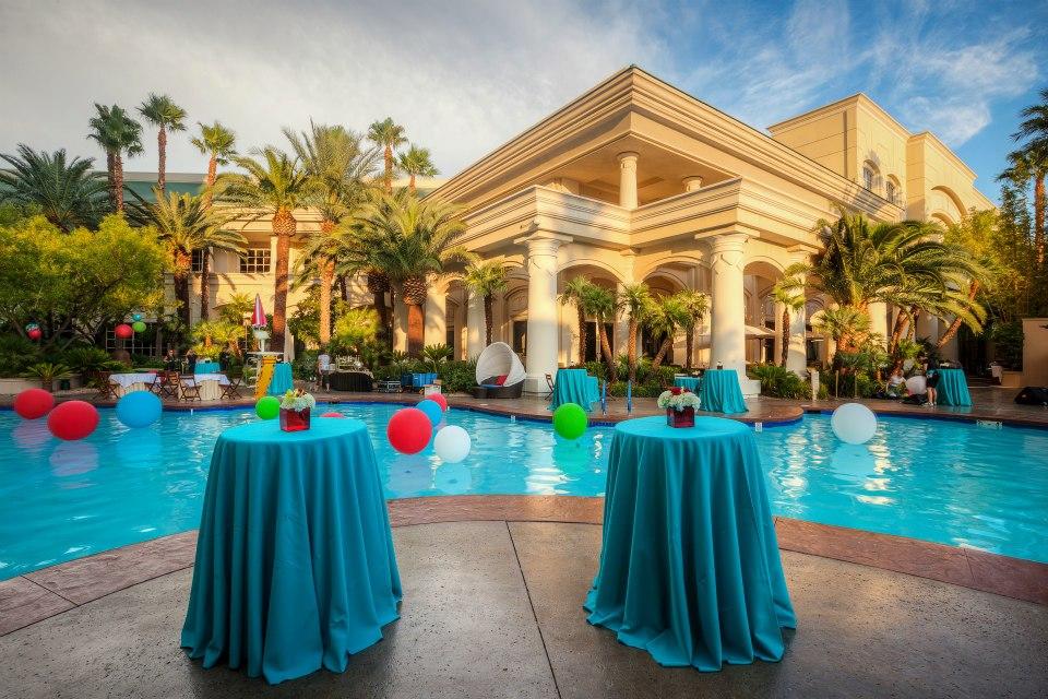 5 Favorites Waterside Wedding Venues In Las Vegas