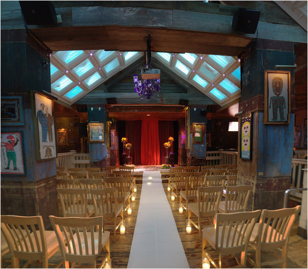 Ultimate Vegas Wedding Venue Guide: House Of Blues And