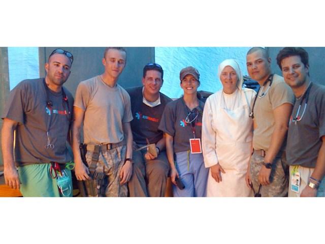 Mission to Haiti Earthquake 2011
