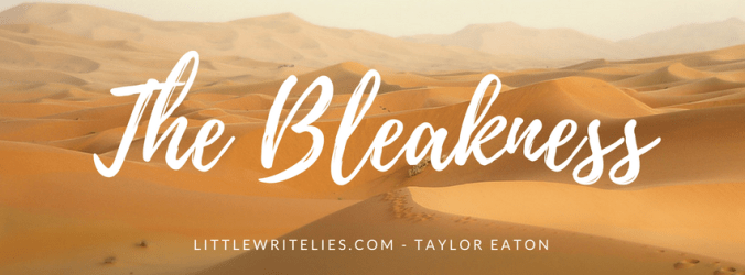 The Bleakness banner