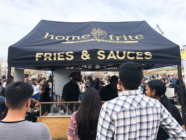 Home Frites Stand