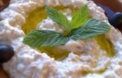 Баба гануш (Babaghanouj) - пюре из запеченных баклажанов