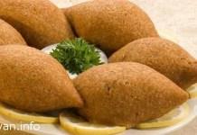 Жаренные Кибби шарики - Fried Kibbeh Balls