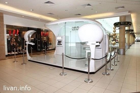 "Новый сервис ""Novo"" от банка Audi в Сити Молл"