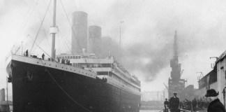 На Титанике погибли Ливанцы
