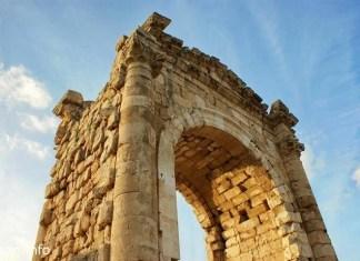 Легенда основания древнего города Тир в Ливане