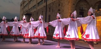 В Батрун, в честь 70-летия отношений открылся Российско-ливанский дом