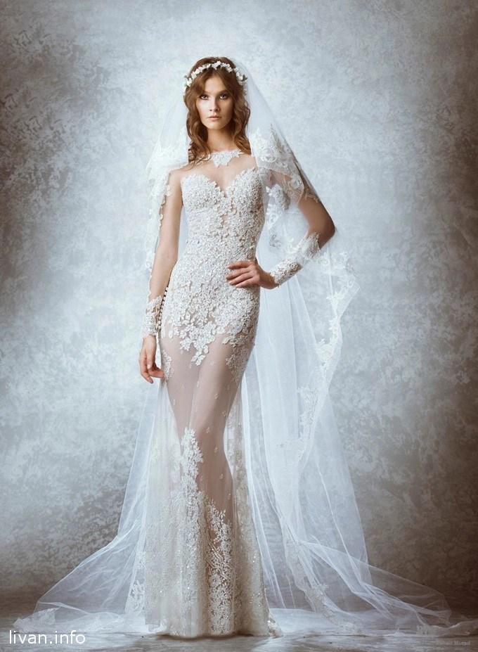 Zuhair Murad представил свадебную коллекцию 2015