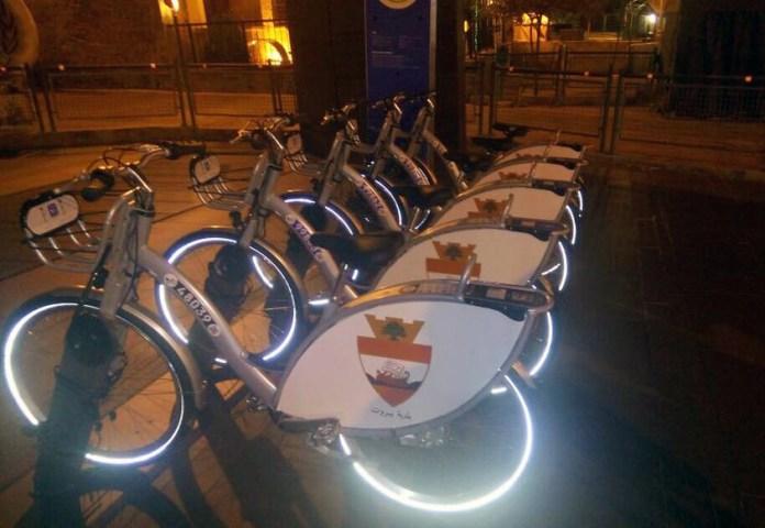 Система совместного использования велосипедов в Бейруте