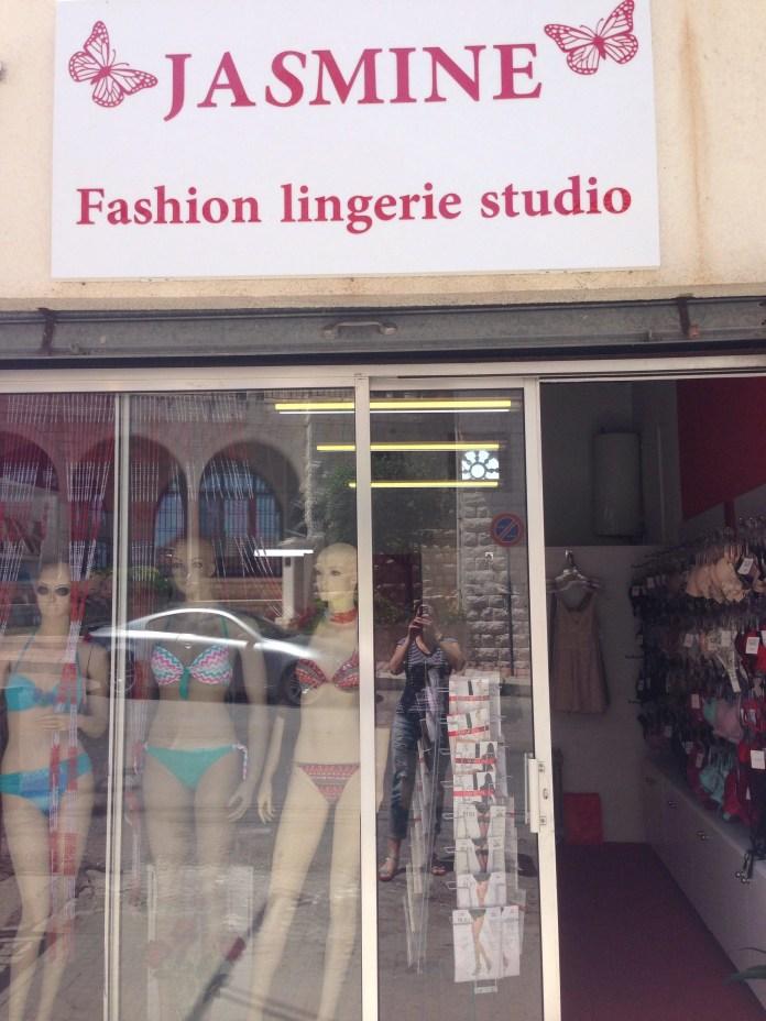 Fashion Lingerie studio Jasmine