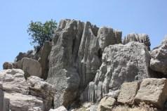 Крепость в горах Факра
