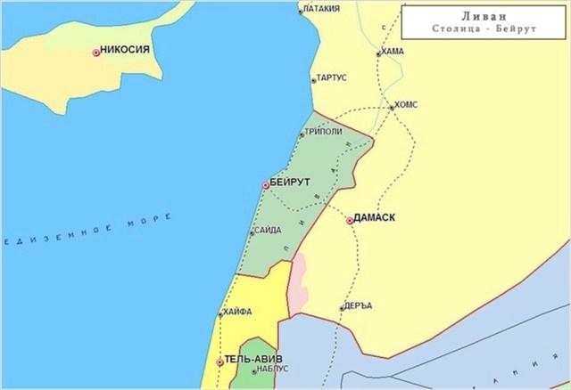 "Тендер на проведение ГРР в Ливане выиграл ""НОВАТЭК""."