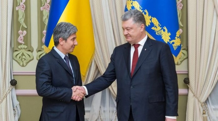 Посол Ливана в Украине Али Дахер