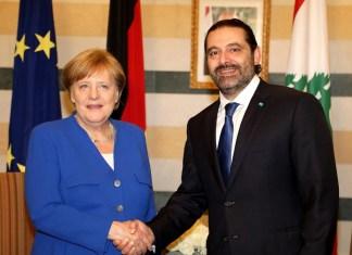 Меркель в Ливане