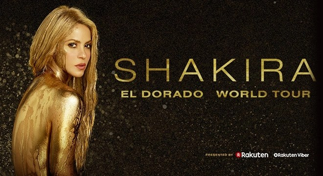 Шакира посетила Ливан.