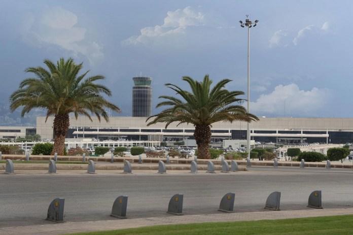 Аэропорт Ливана